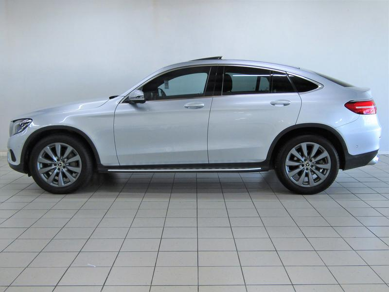 Mercedes-Benz Glc Coupe Glc 220 D 4matic Coupe 9G-Tronic
