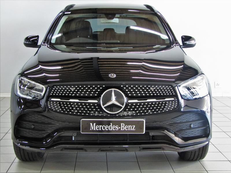 Mercedes-Benz Glc 300d 4matic 9G-Tronic