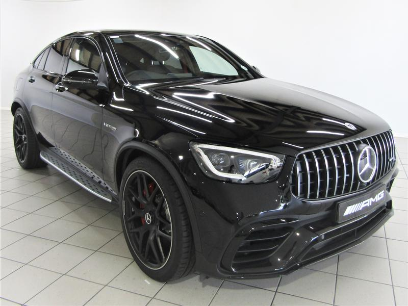 Mercedes-Benz Glc Coupe Mercedes-Amg Glc 63 S 4M 9G-Tronic