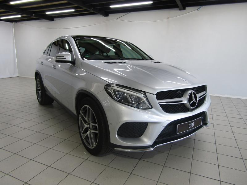 Mercedes-Benz Gle Coupe Gle 350 D 9G-Tronic