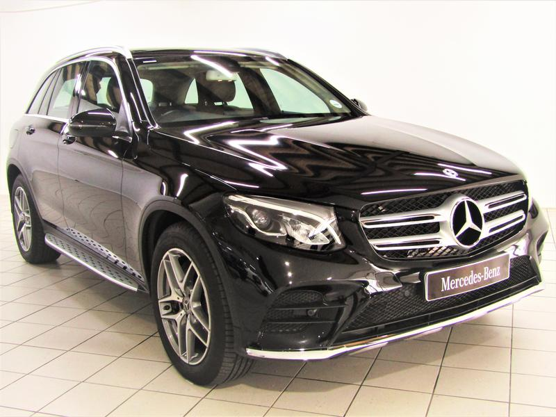 Mercedes-Benz Glc Glc 250 D 4matic Amg 9G-Tronic