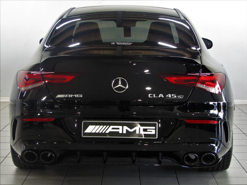 Mercedes-Benz Cla Amg-Cla 45 S