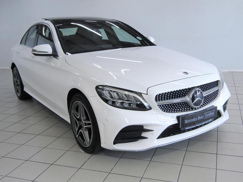 Mercedes-Benz C-Class Sedan C 200 9G-Tronic