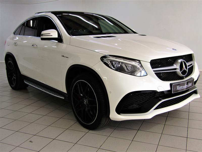 Mercedes-Benz Gle Coupe Mercedes-Amg Gle 63 S Speedshift Pl