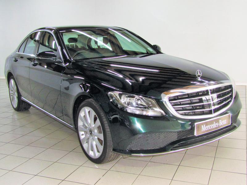 Mercedes-Benz C-Class Sedan C 220d 9G-Tronic