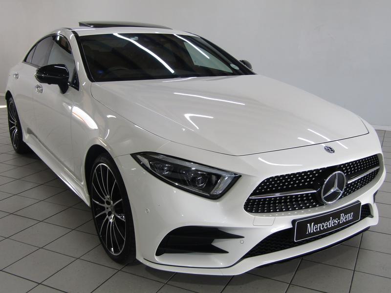 Mercedes-Benz Cls Cls 400d 4M Amg 9G-Tronic