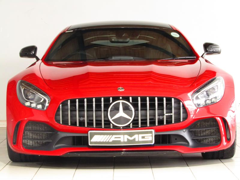 Mercedes-Benz Amg Gt R Speedshift Dct