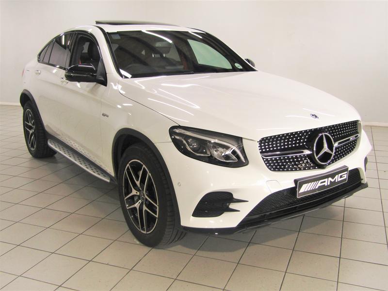 Mercedes-Benz Glc Coupe Mercedes-Amg Glc 43 9G-Tronic