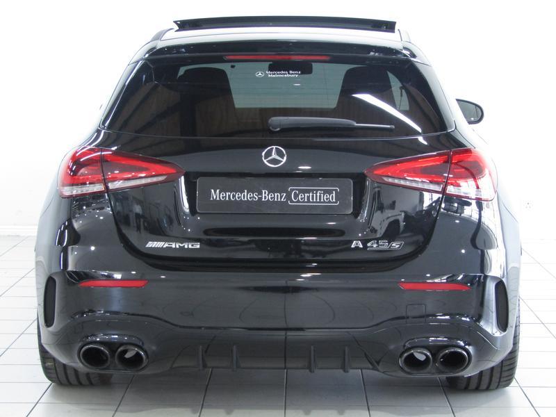 Mercedes-Benz A-Class Mercedes-Amg 45 S 4matic