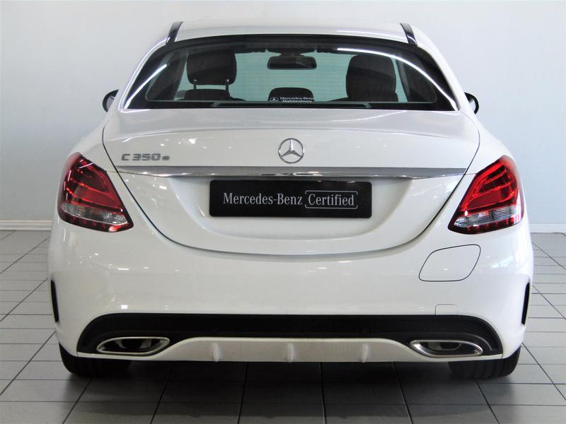 Mercedes-Benz C-Class Sedan C 350E Avantgarde 7G-Tronic