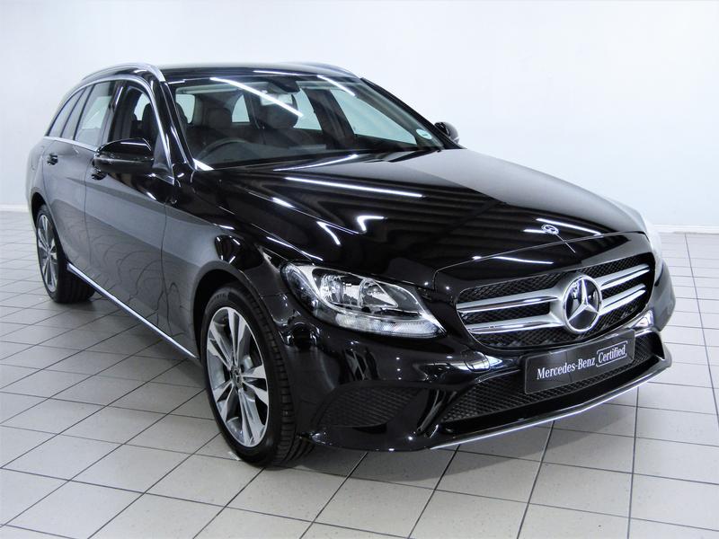 Mercedes-Benz C-Class Estate C 200 Avantgarde 7G-Tronic
