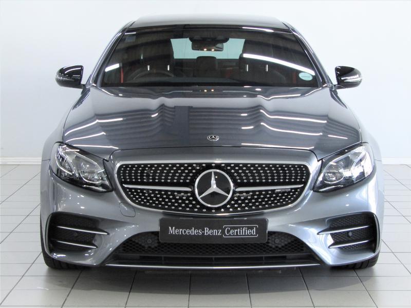 Mercedes-Benz E-Class Sedan Mercedes-Amg E 53 4M 9G-Tronic