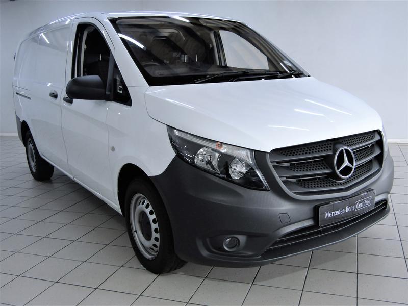 Mercedes-Benz Vito 114 2.2 Cdi Panel Van