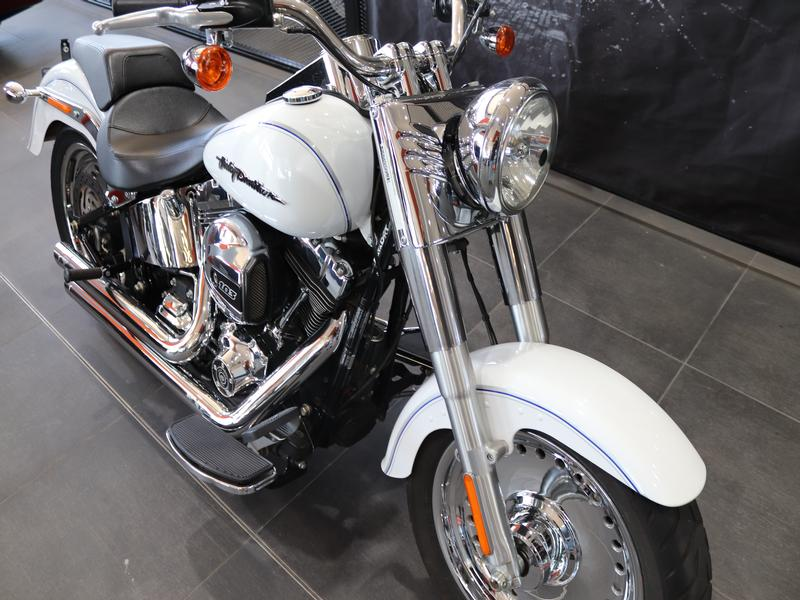 Harley Davidson Softail FLSTF Fat Boy