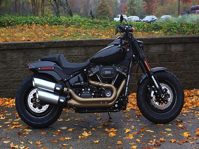 Harley Davidson FXFBS Fat Bob 114 FXFBS 114 Colour (18my)