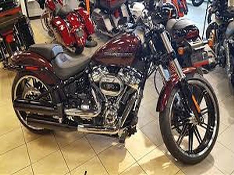 Harley Davidson FXBRS Breakout 114 FXBRS Colour (18my)