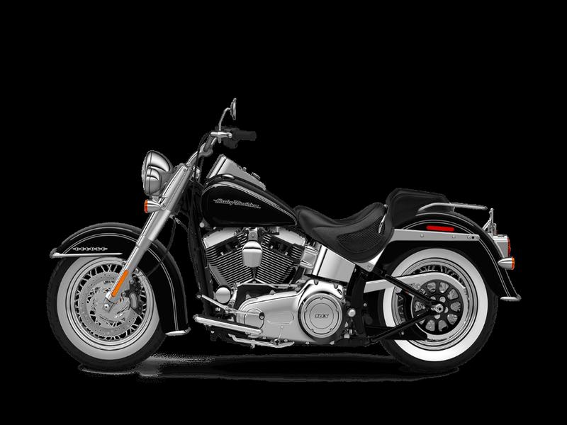 Harley Davidson Softail FLSTN Softail Deluxe