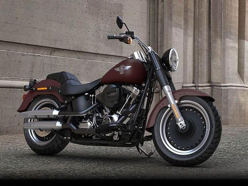 Harley Davidson Softail FLSTFB Fat Boy Special