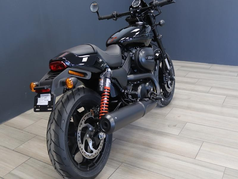Harley Davidson XG 750A Street Rod Street Rod 750 Vivid Black