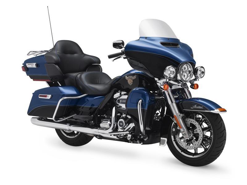 Harley Davidson FLHTK Ultra Limited FLHTK Two-tone (18my)