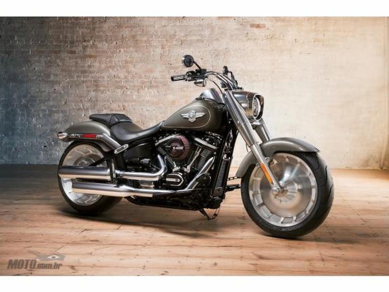 Harley Davidson FLFB Fat Boy 107 FLFB Colour (18my)