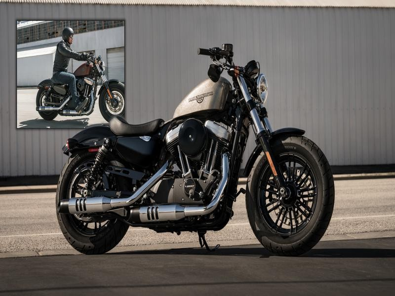 Harley Davidson XL1200X Forty Eight XL1200X Colour (18my)