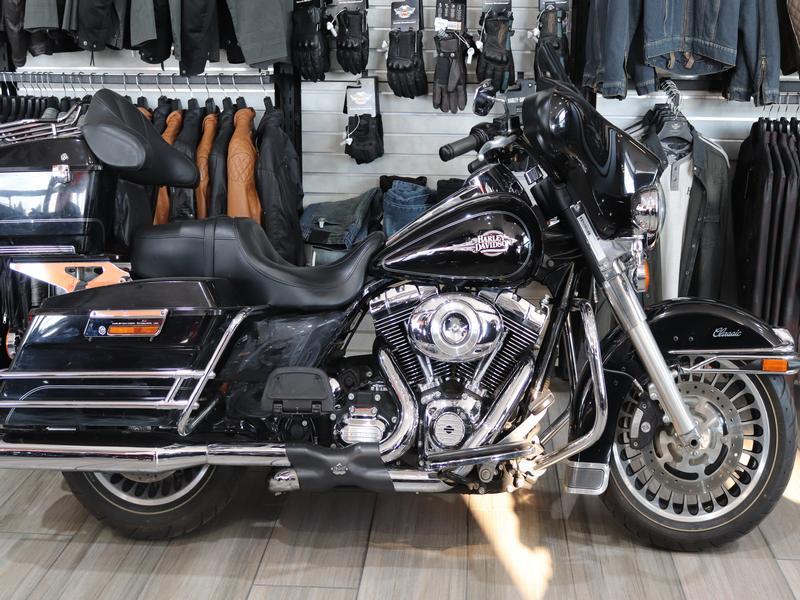 Harley Davidson Touring Electra Glide