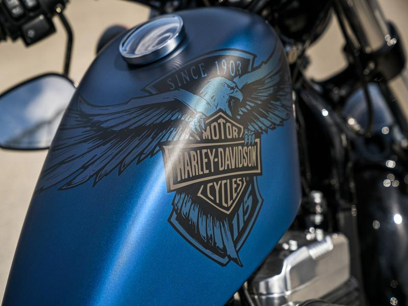 Harley Davidson XL1200XANV Anniversary 1200ANV Anniversary (18my)
