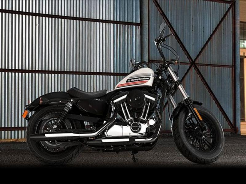 Harley Davidson XL1200XS Forty Eight Special XL1200XS Colour (18my)