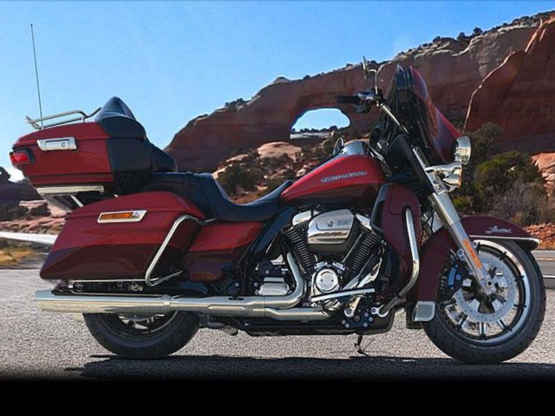 Harley Davidson FLHTKL Ultra Limited Low FLHTKL Colour (18my)