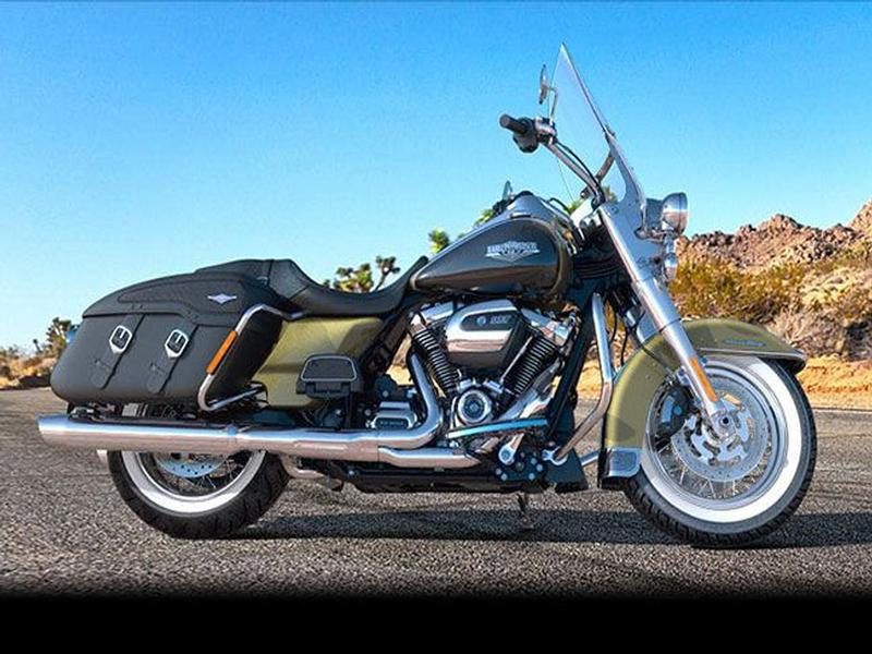 Harley Davidson FLHRC Road King Custom FLHRC Two-Tone (18my)