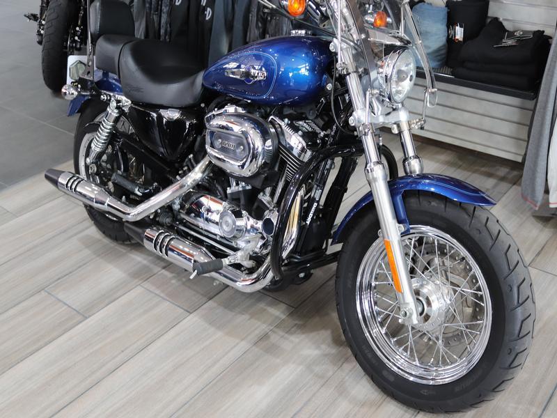 Harley Davidson Sportster 1200 Custom