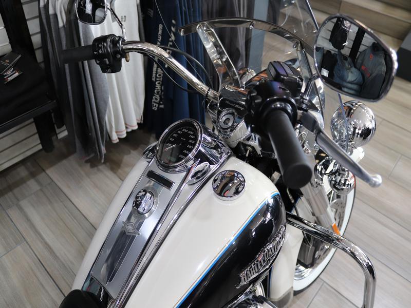 Harley Davidson Touring Road King Classic