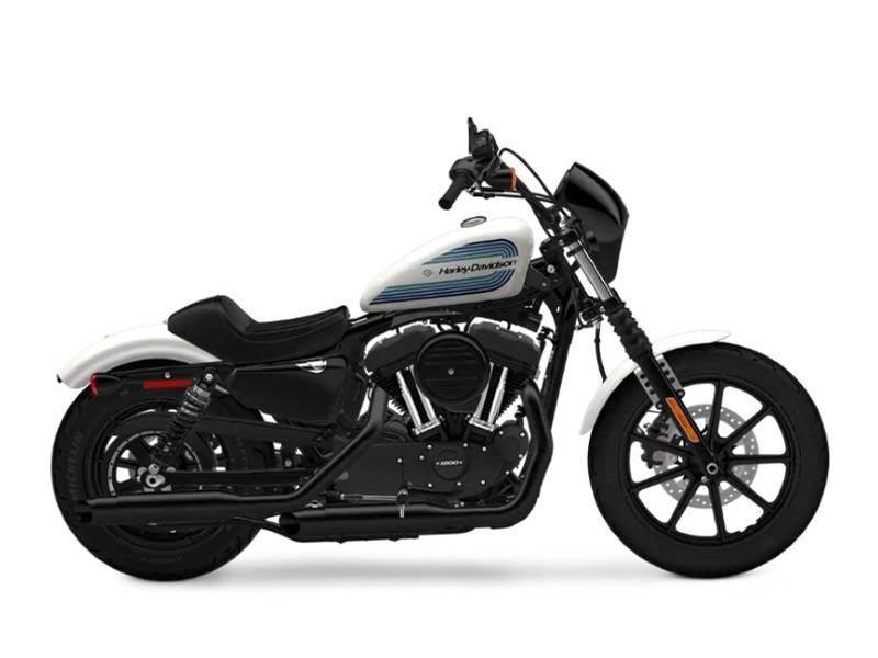 Harley Davidson XL1200NS Iron XL1200NS Iron Colour (18my)