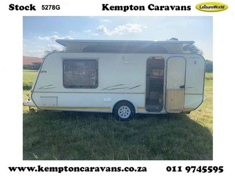 Caravan Gypsey Regal KC:5278G ID