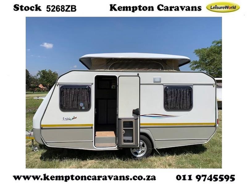 Caravan Jurgens Expo KC:5268ZB ID