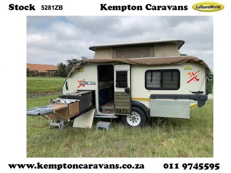 Caravan Jurgens Safari Xcell KC:5281ZB ID
