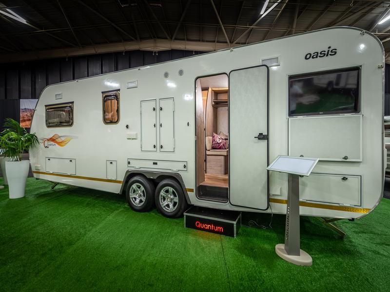 Caravan Quantum Oasis KC:VS0043 ID
