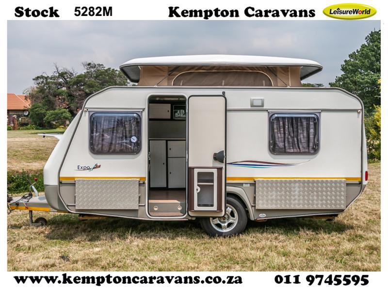 Caravan Jurgens Expo KC:5282M ID