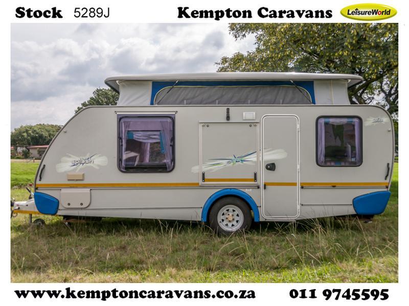 Caravan Sprite Splas