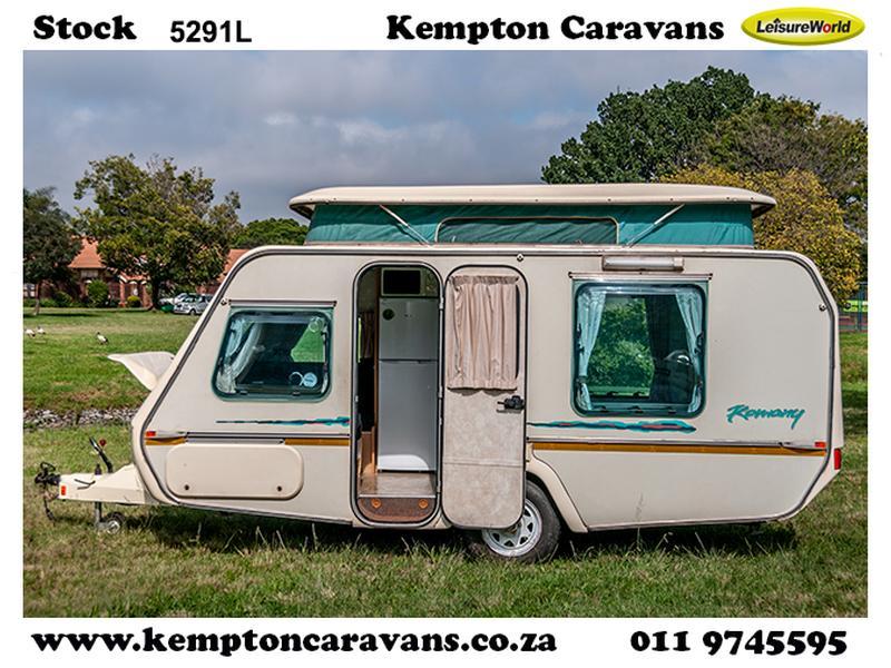 Caravan Gypsey Roman