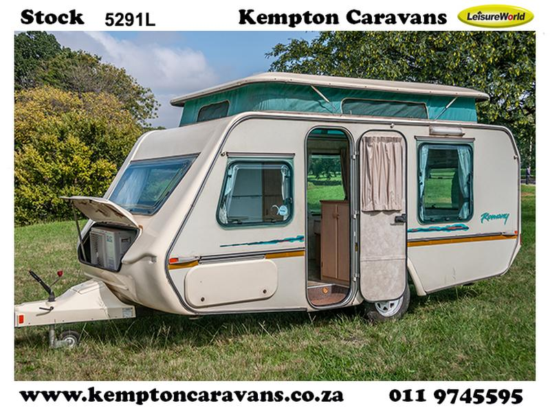 Caravan Gypsey Romany KC:5291L ID