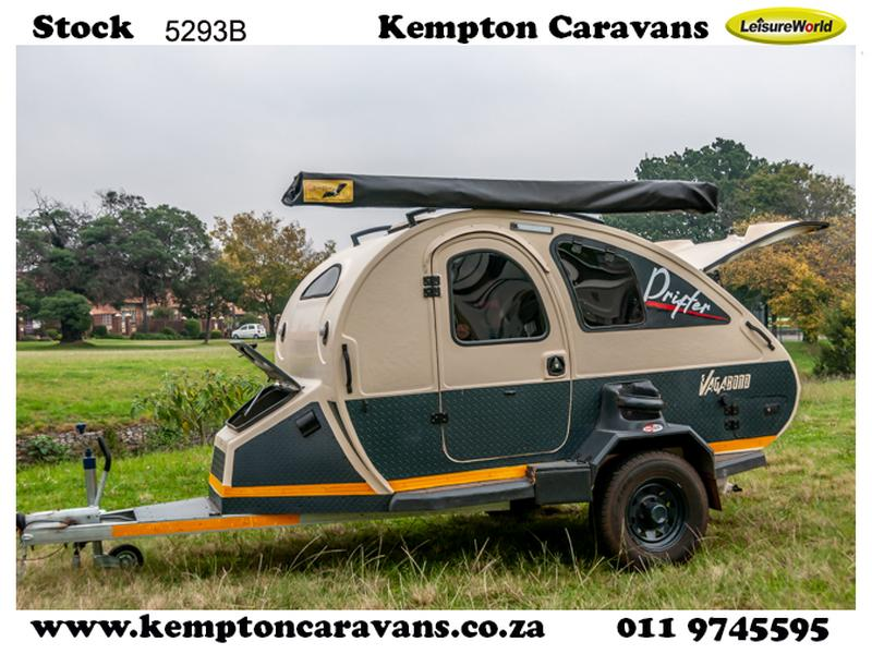 Caravan Vagabond Dri