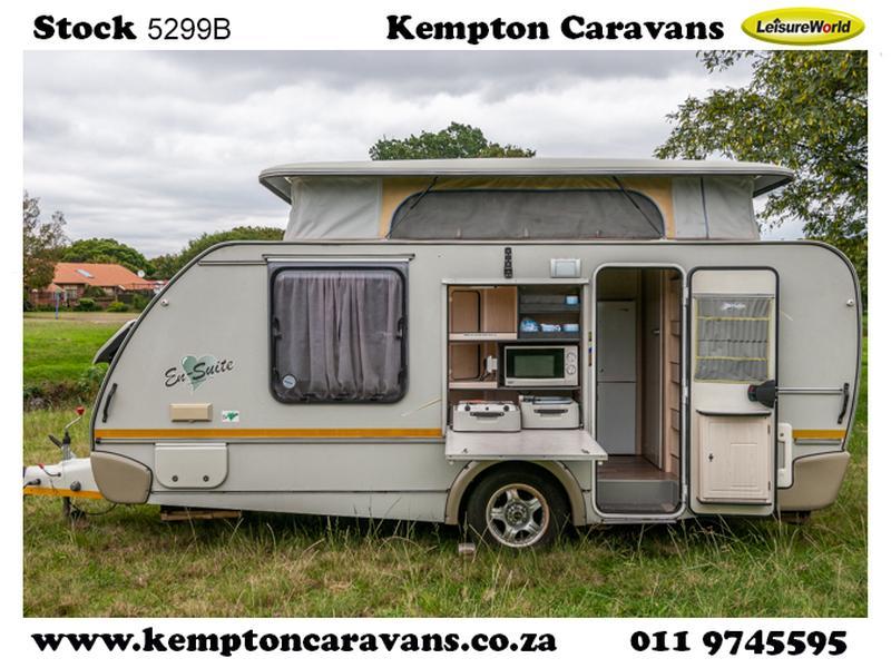 Caravan Sprite En Su