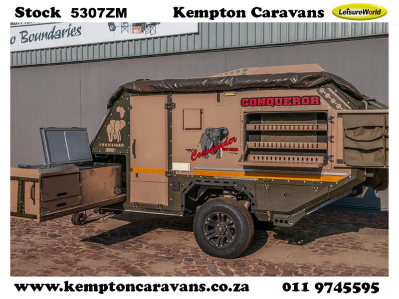Caravan Conquerer Commander KC:5307ZM ID