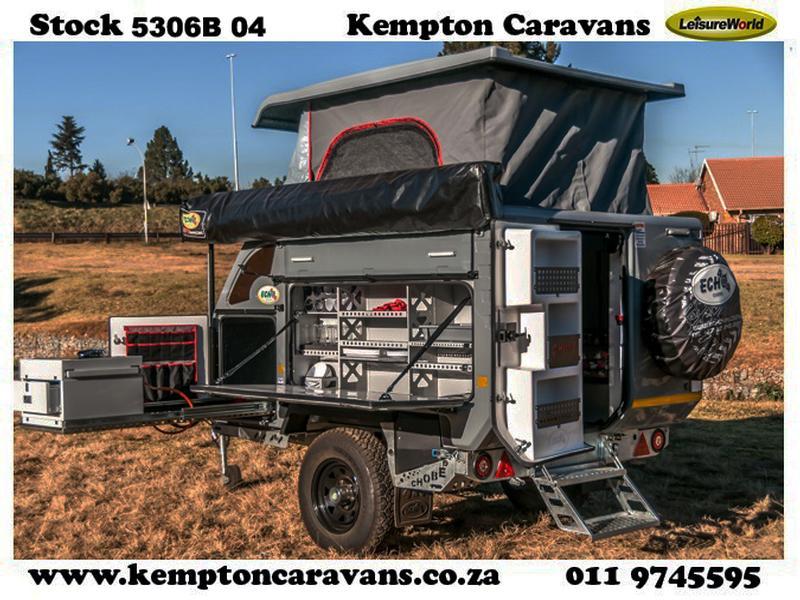 Caravan Echo Chobe Tec 1 KC:5306B ID