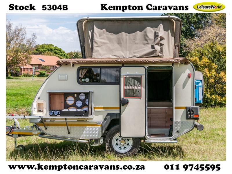 Caravan Jurgens Safari Xcape KC:5304B ID