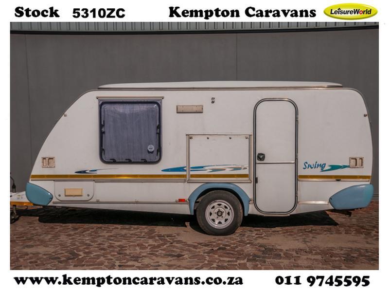 Caravan Sprite Swing