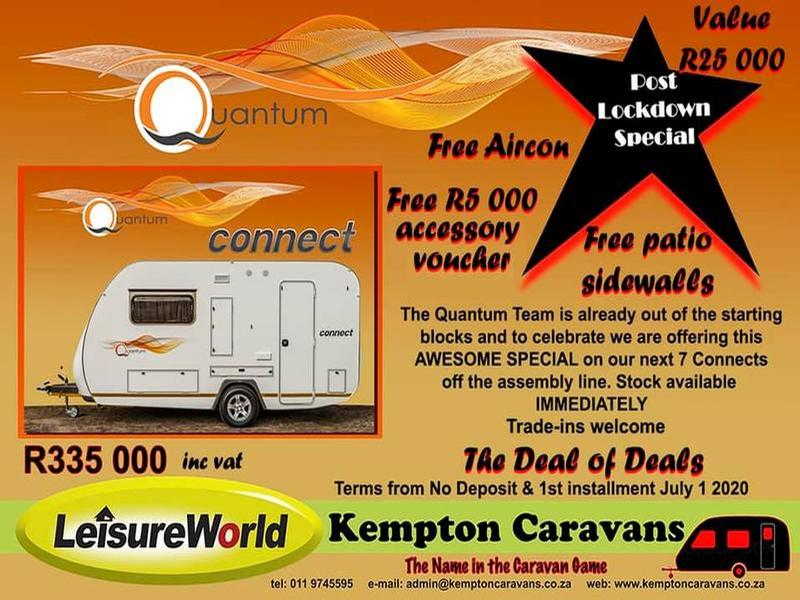 Caravan Quantum Connect KC:N0142 ID