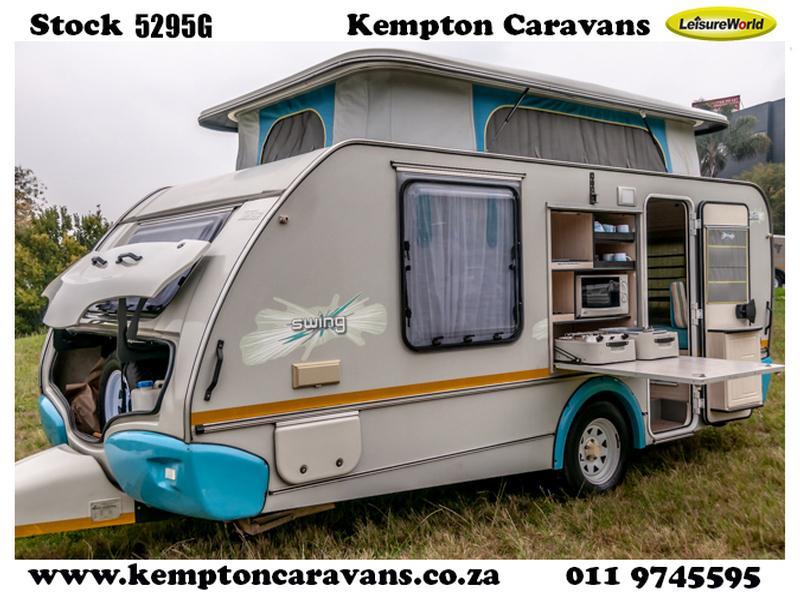 Caravan Sprite Swing KC:5295G ID